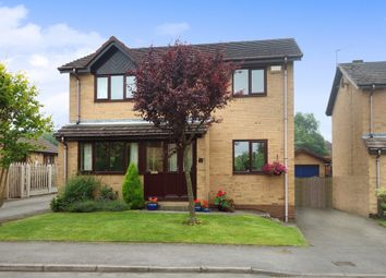 Thumbnail 3 bed detached house for sale in Moorside Avenue, Penistone, Sheffield