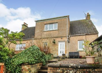 Thumbnail 4 bed semi-detached house for sale in Ladybank Road, Pitlessie, Cupar, Fife