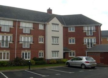 Thumbnail 2 bedroom flat to rent in Lapwing Close, Brownhills