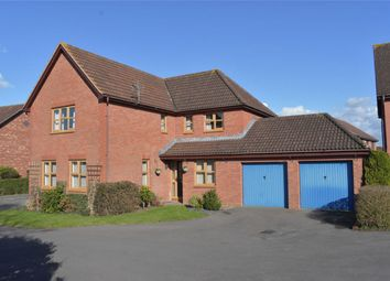 Thumbnail 4 bed detached house for sale in Mowbray Avenue, Stonehills, Tewkesbury, Gloucestershire