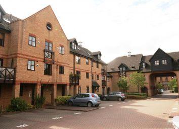 Thumbnail 1 bed flat to rent in Lawrence Moorings, Sheering Mill Lane, Sawbridgeworth, Herts