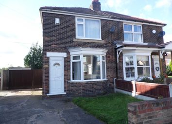 Thumbnail 2 bed semi-detached house to rent in Byron Avenue, Sprotbrough Road, Doncaster