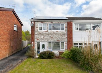 Thumbnail 3 bedroom semi-detached house for sale in Bambury Street, Adderley Green, Stoke-On-Trent