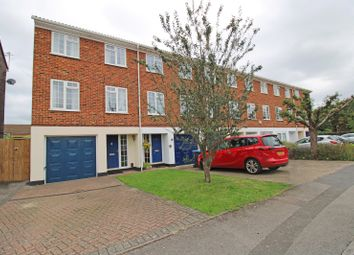 Riversdell Close, Chertsey, Surrey KT16. 4 bed end terrace house