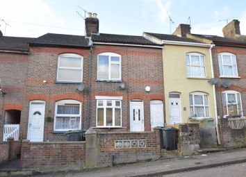 Thumbnail 2 bedroom terraced house for sale in Salisbury Road, Luton