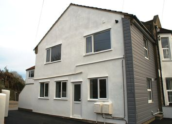 Thumbnail 1 bed flat to rent in Langport Road, Weston Super Mare