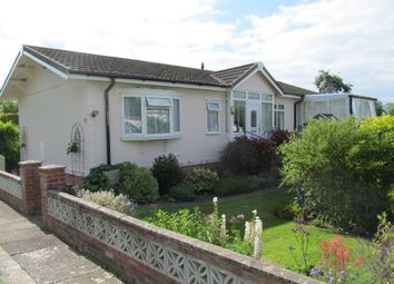 Thumbnail 2 bed mobile/park home for sale in Rawlins Park, Avebury, Wiltshire