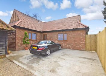 Thumbnail 3 bedroom detached bungalow for sale in Gore Lane, Eastry, Sandwich, Kent