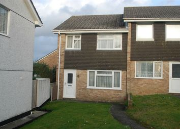 Thumbnail 3 bed end terrace house for sale in Old Roselyon Crescent, Par, Cornwall