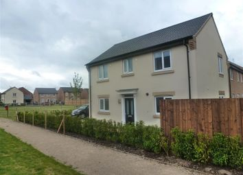 Thumbnail 3 bed detached house to rent in Bryony Walk, Stenson Fields, Derby