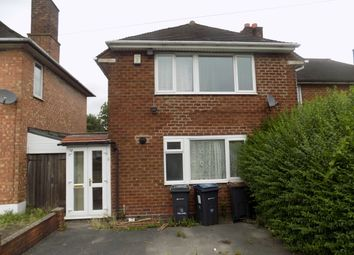 Thumbnail 3 bed semi-detached house for sale in Meadway, Stechford, Birmingham