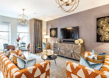 Thumbnail 4 bed flat for sale in Plot 64 - Park Quadrant Residences, Glasgow
