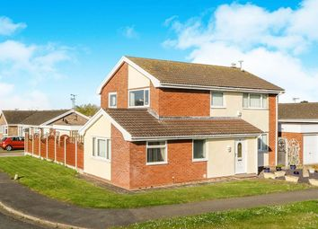 Thumbnail 4 bed detached house for sale in Heol Awel, Abergele