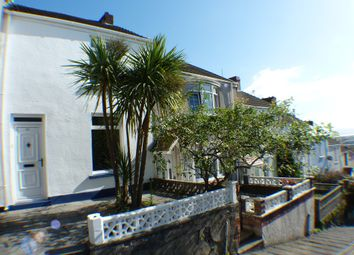 Thumbnail 2 bedroom terraced house to rent in Clifton Hill, Swansea