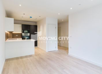 1 bed flat for sale in Kingly Building, Woodberry Down, Finsbury Park, London N4