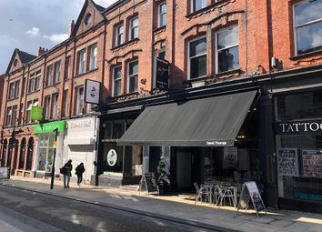 Thumbnail Retail premises for sale in Guildhall Street, Preston
