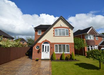 Thumbnail 3 bed detached house for sale in Greenfield Crescent, Grange Moor, Wakefield