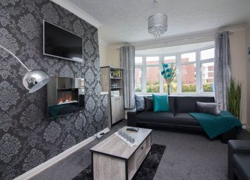 Thumbnail 3 bed semi-detached house to rent in Tower View Road, Walsall, West Midlands