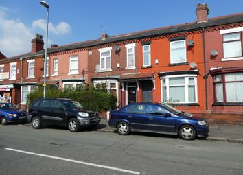 Thumbnail 4 bed terraced house for sale in Great Western Street, Manchester