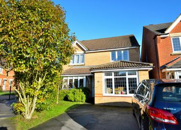 Thumbnail 4 bed detached house to rent in Gardner Way, Chandlers Ford, Eastleigh