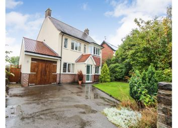 Thumbnail 3 bed detached house for sale in Newbold Back Lane, Chesterfield