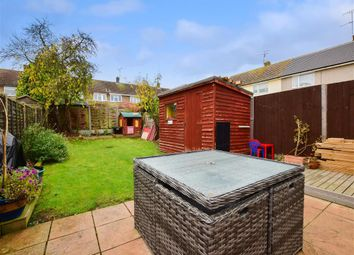 Thumbnail 3 bed end terrace house for sale in Spenders Close, Basildon, Essex