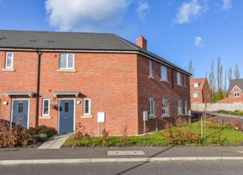 3 bed terraced house for sale in Hallett Road, Flitch Green, Dunmow CM6