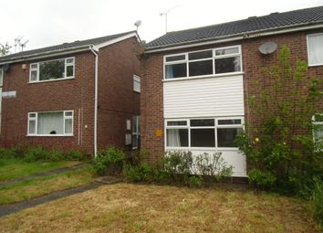 Thumbnail 2 bed semi-detached house to rent in Keepers Walk, Leicester