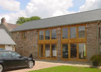 Thumbnail Semi-detached house to rent in Llandefalle, Brecon