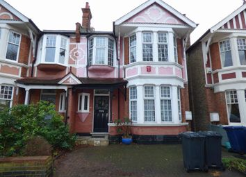 Thumbnail 4 bed semi-detached house to rent in Boileau Road, Ealing, London