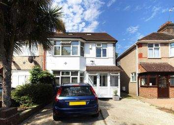 Thumbnail 4 bed property for sale in Worton Way, Hounslow