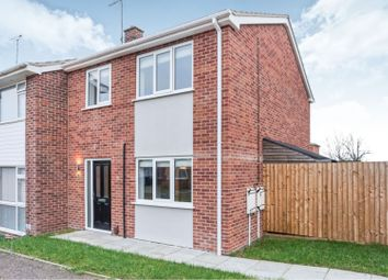 Thumbnail 3 bed end terrace house for sale in Ranton Way, Off Anstey Lane