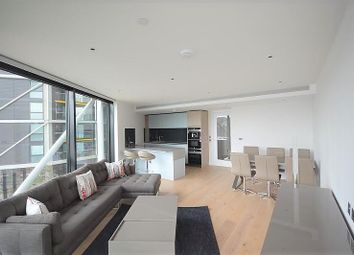 Thumbnail 2 bed flat to rent in Riverlight Four, Nine Elms Lane, Vauxhall, Battersea