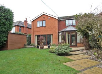 Thumbnail 4 bedroom detached house for sale in Nottingham Road, Burton Joyce, Nottingham