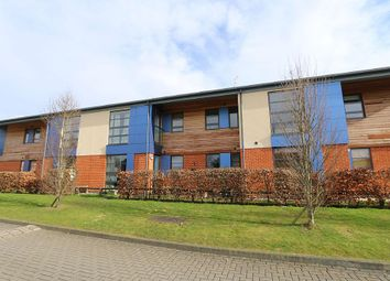 Thumbnail 2 bed flat for sale in Pretoria Road, Chertsey, Surrey