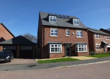 Thumbnail 5 bedroom detached house for sale in Prestwick Close, Buckshaw Village