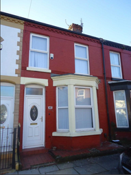 Thumbnail 4 bed shared accommodation to rent in Cardigan Street, Wavertree, Liverpool