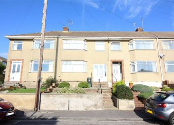 Thumbnail 3 bed terraced house for sale in Kents Green, Kingswood, Bristol