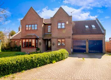 Thumbnail 4 bed detached house for sale in Clyro Place, Sutton Cum Lound, Retford