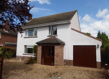 Thumbnail 5 bed detached house to rent in Kinnaird Way, Cambridge