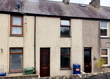 Thumbnail 2 bed terraced house to rent in St. Tudwals Terrace, Pwllheli