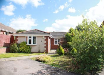 Thumbnail 2 bed bungalow for sale in Kinsbourne Way, Southampton