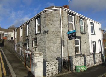 Thumbnail 2 bed terraced house for sale in Smyrna Street, Plasmarl, Swansea