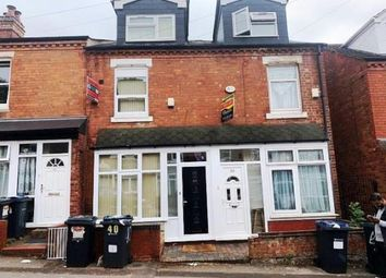 Thumbnail 6 bed terraced house for sale in Teignmouth Road, Birmingham, West Midlands