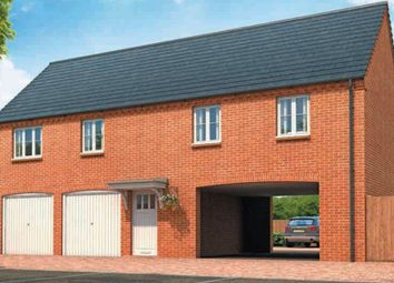 Thumbnail 2 bed flat for sale in Knights Way, St. Ives, Huntingdon