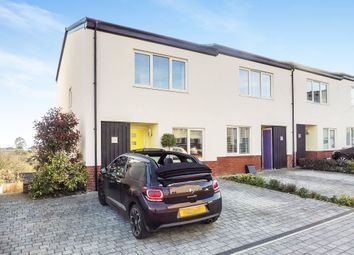 Thumbnail 3 bedroom town house for sale in Trem Y Bae, Penarth