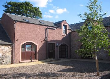 Thumbnail 3 bed terraced house to rent in Byre The, St Boswells, Borders