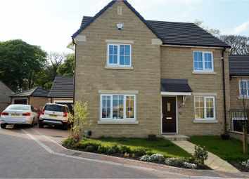 Thumbnail 4 bed detached house for sale in Far Hunger Hill Close, Queensbury