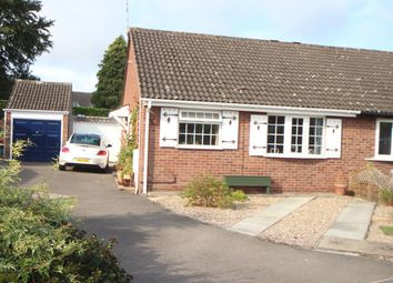 Thumbnail 2 bed semi-detached bungalow for sale in Sycamore Close, Burbage, Hinckley