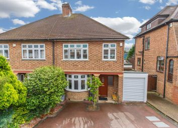 Thumbnail 3 bed semi-detached house for sale in The Greens Close, Loughton